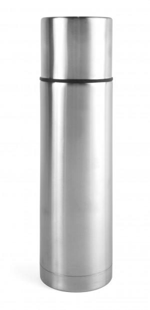 Бутылка для воды герметичная, метал.
