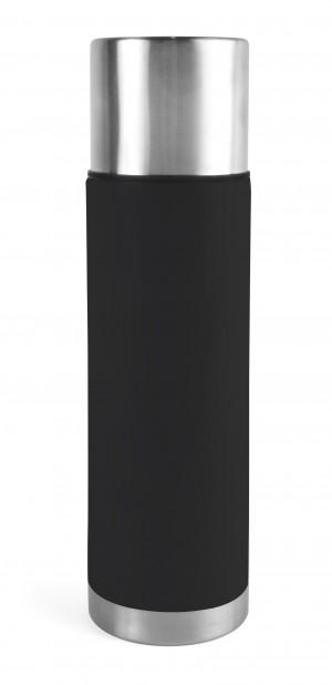 Бутылка для воды герметичная, черный