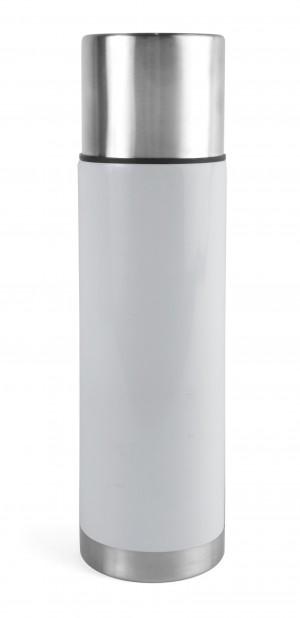 Бутылка для воды герметичная, белый