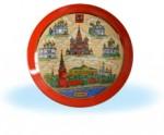Москва в красной кайме